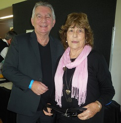 Gloria Lawrence and Roy Thomson